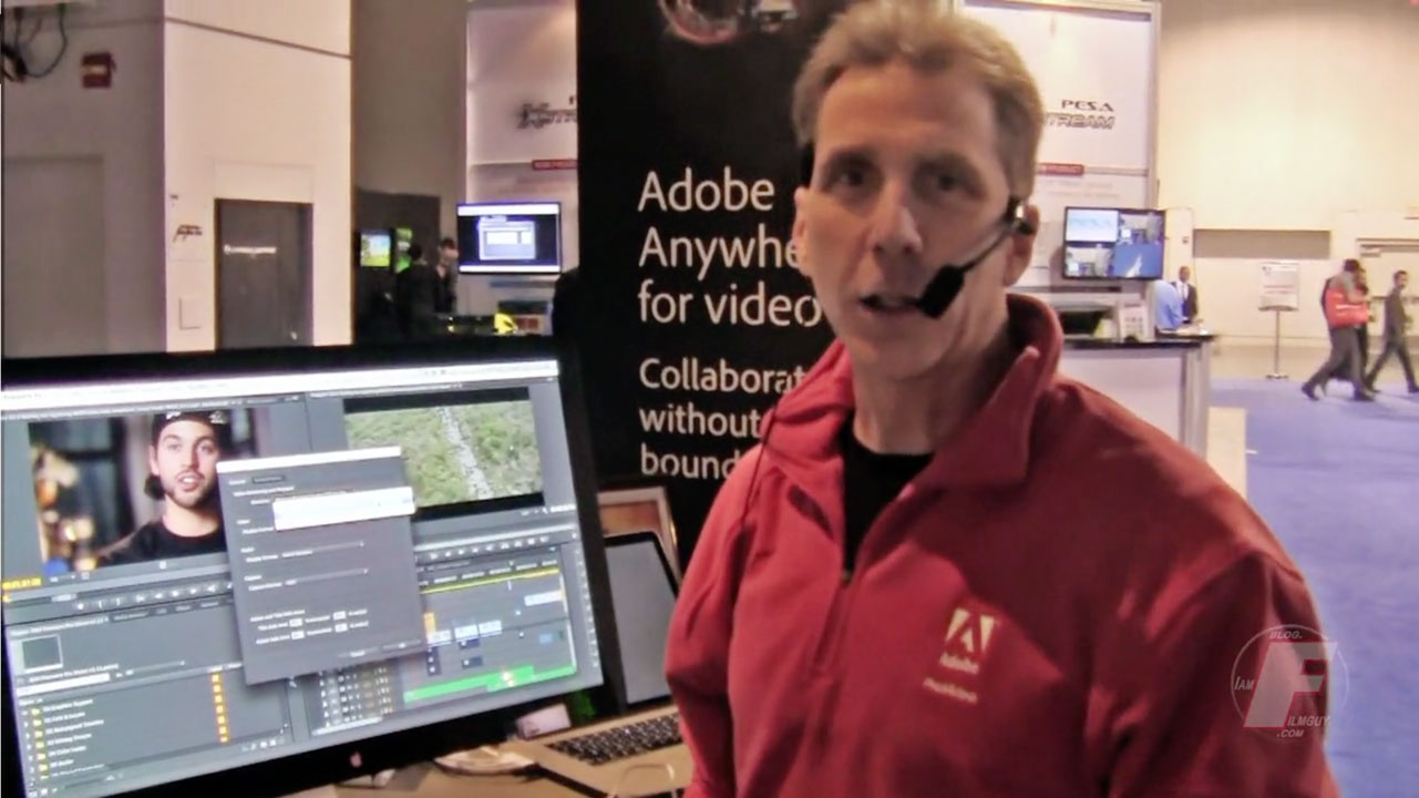 Dave Helmly Adobe NabShow