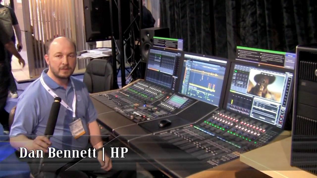 Dan Bennett HP NabShow
