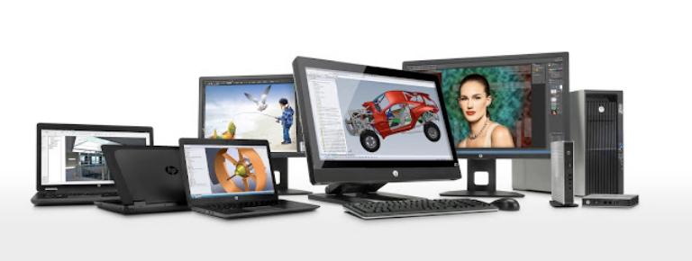 HP Z Workstations Z Displays