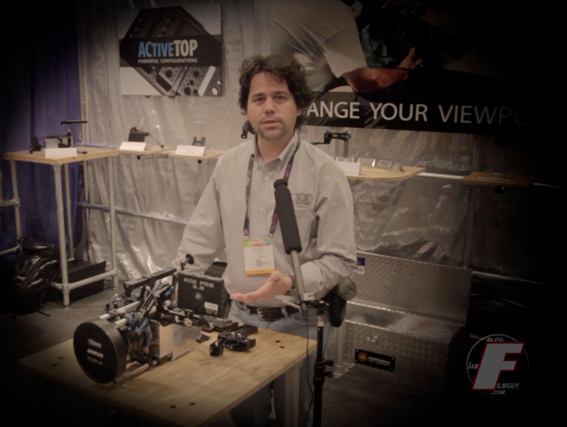 Carlos Acosta Solid Camera Nab