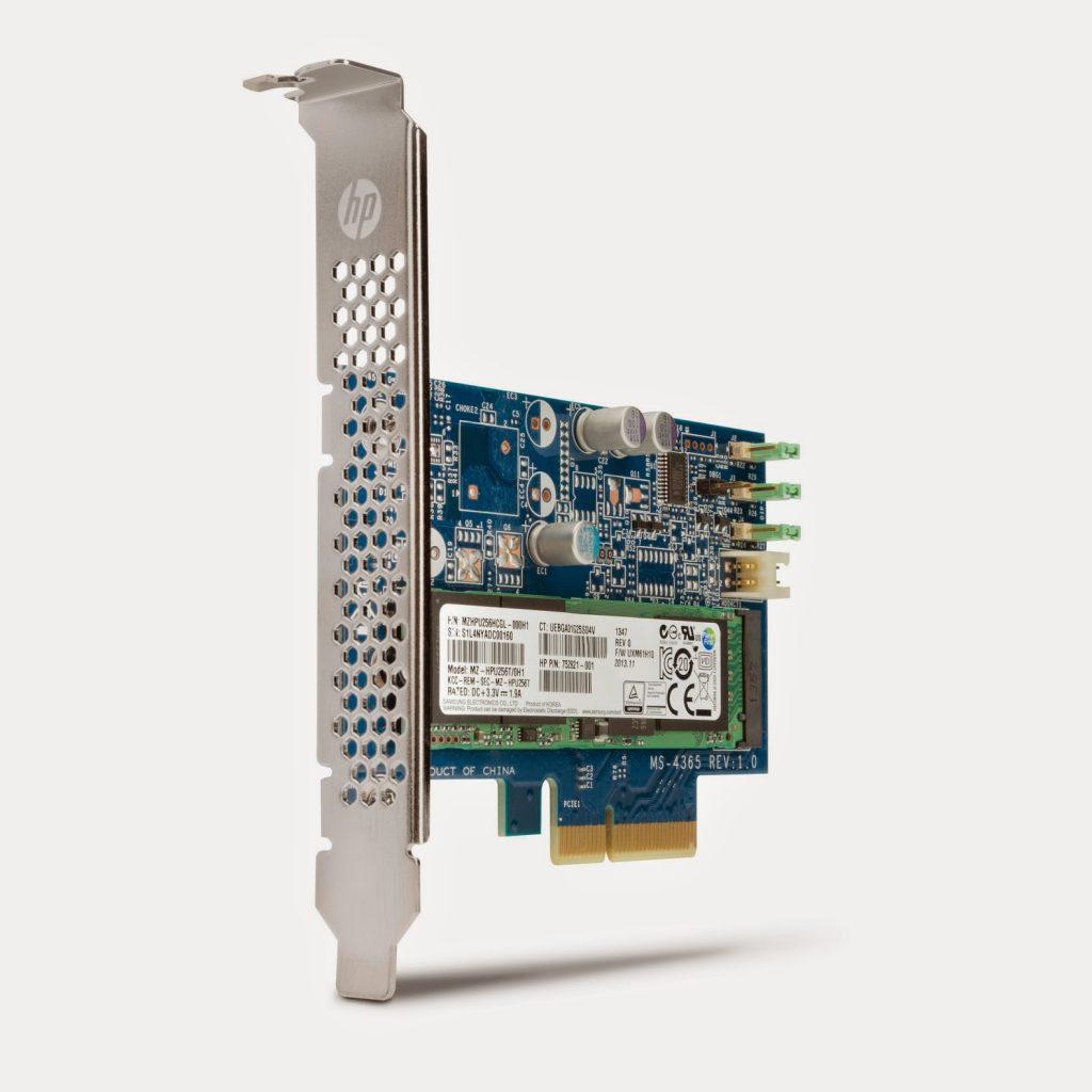 HP Z Turbo Drive Adobe Setup