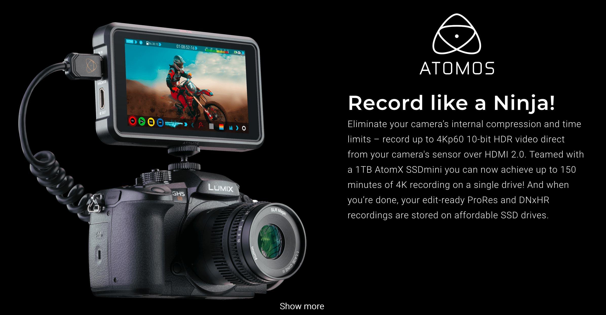 Atomos Ninja V Nab