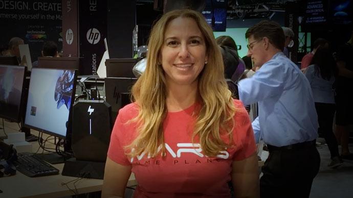 Joanna Popper VR